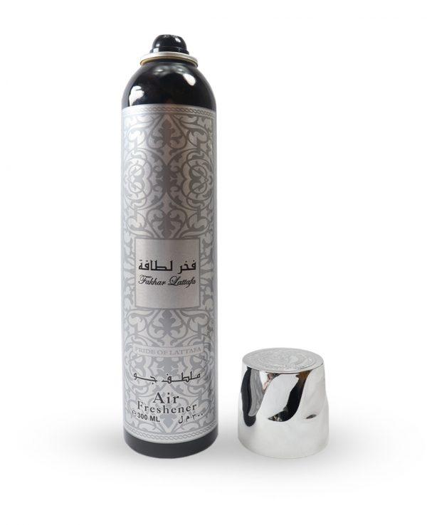 Fakhar Lattafa 300ml Ard Al Zaafaran - arabian oud air freshener, oud room spray 3