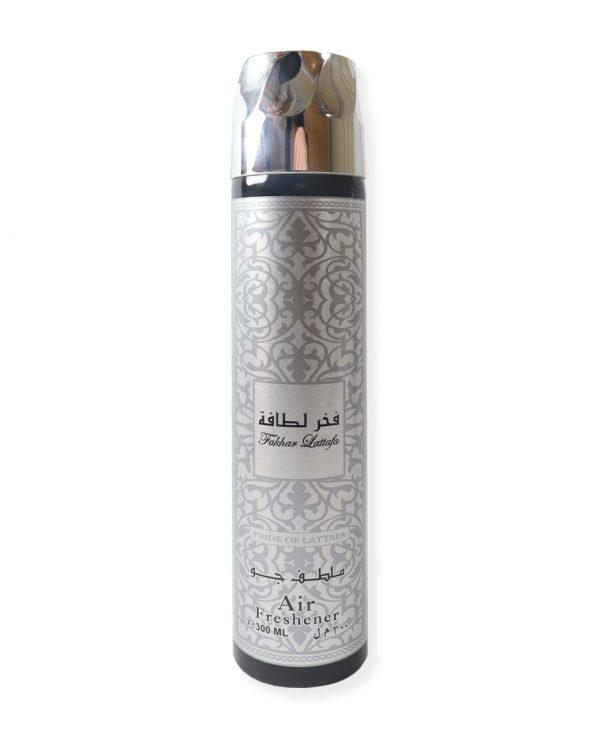 Fakhar Lattafa 300ml Ard Al Zaafaran - arabian oud air freshener, oud room spray