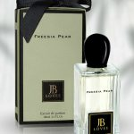 JB Loves Fragrances Freesia Pear 100ml by My Perfumes for women for men arabic perfume perfume spray perfume bottle