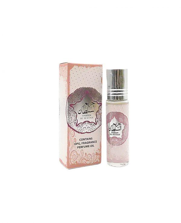 Hareem Al Sultan 10ml Perfume Parfum Oil Ard Al Zaafaran arabic arabian oud best perfume oil for ladies