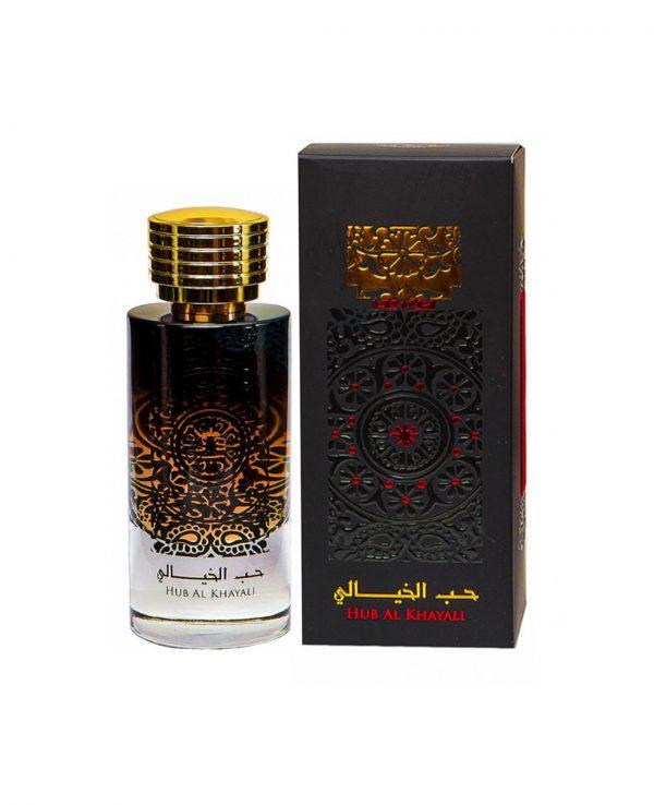 Hub Al Khayali 100ml Ard Al Zaafaran-arabian oud perfume, arabic oudh, best arabic perfume for ladies, arabian oud perfume uk, fragrance, best arabian oud fragrance