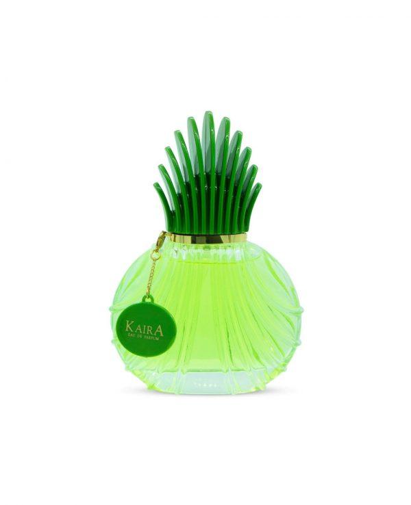 Kaira Perfume fragrance bottle spray100ml EDP unisex men women perfume spray citrus vanilla fresh scent natural