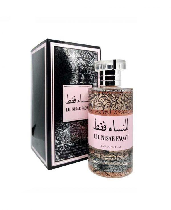 Lil Nisae Faqat 100ml Ard Al Zaafaran-arabian oud perfume, arabic oudh, best arabic perfume for ladies, arabian oud perfume uk, fragrance, best arabian oud fragrance