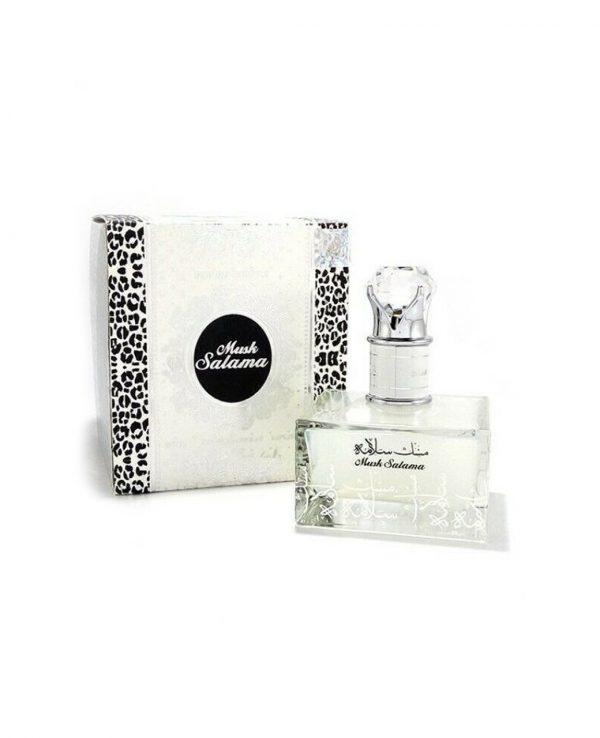 Musk Salama 100ml lattafa-arabian oud perfume, arabic oudh, best arabic perfume for ladies, arabian oud perfume uk, fragrance, best arabian oud fragrance lattafa uk