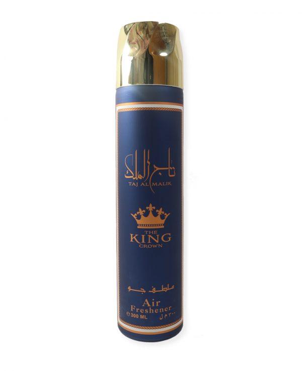 Taj Al Malik 300ml Ard Al Zaafaran - arabian oud air freshener, oud room spray