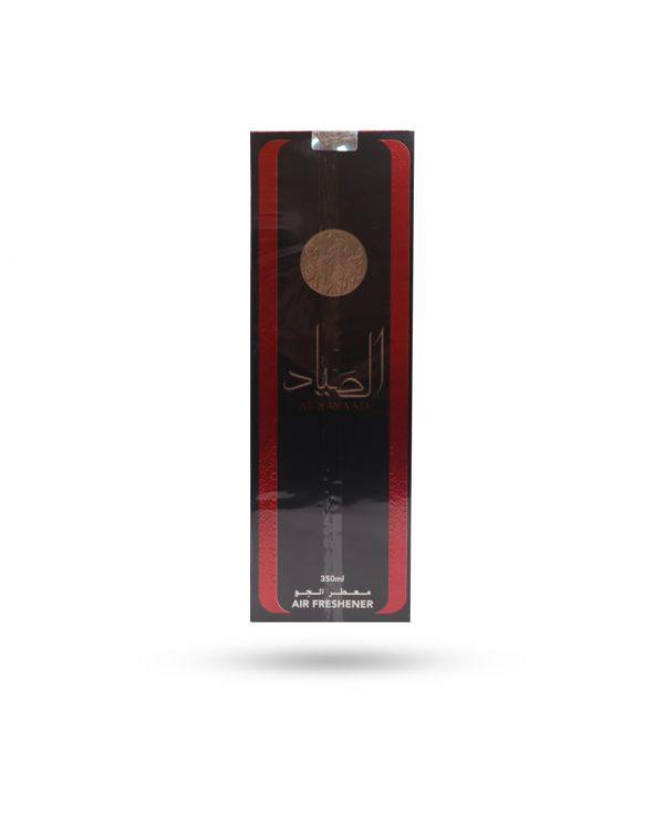 AL Sayaad air freshener room spray by Ard AL zaafaran Arabian Arabic 350ml perfume fragrance water spray fresh home