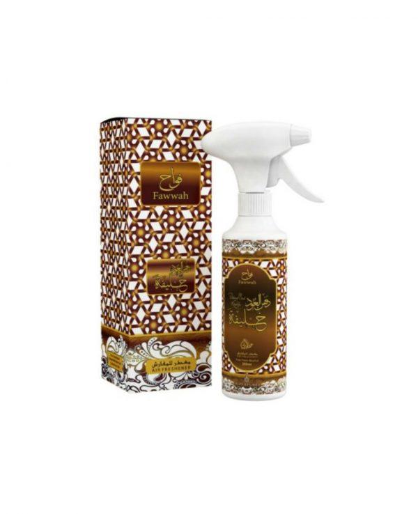 Dahnal Oud Khalifa Air freshener 350ml by My Perfumes for home for room arabic home spray