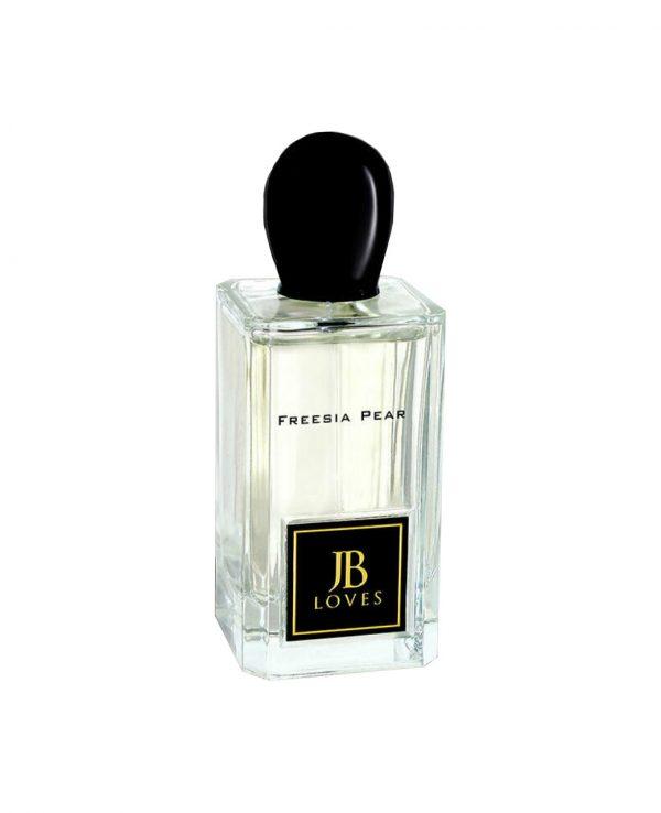 Arabic JB Loves Fragrances Freesia Pear Perfume by My Perfumes 100ml EDP Arabian Spray Arabic Fragrance Unisex Men Women Rose Amber Musky