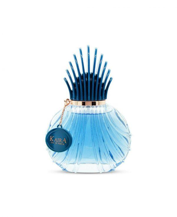 Kaira Perfume fragrance bottle spray 100ml EDP Unisex Men Women Perfume Spray Citrus Fresh Scent natural Amber Vanilla Animalic