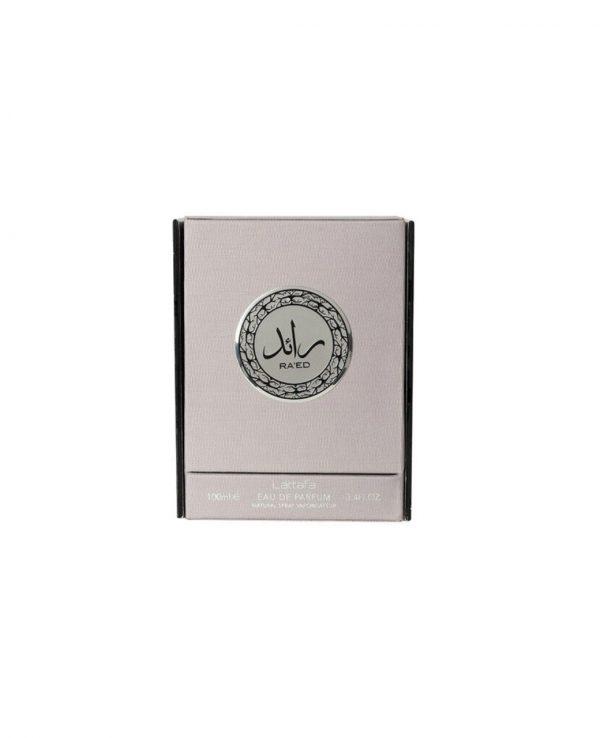 Lattafa Ra'ed Silver Perfume Fragrance 100ml Arabic Arabian Natural Spray Unisex Women Men Scent Woody Musky