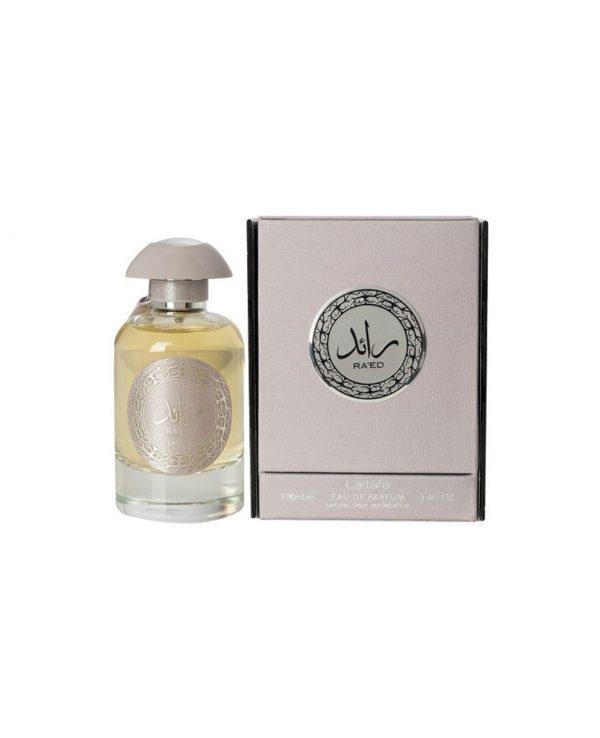 Lattafa Ra'ed Silver 100ml By Lattafa for women for men arabic perfume perfume spray perfume bottle