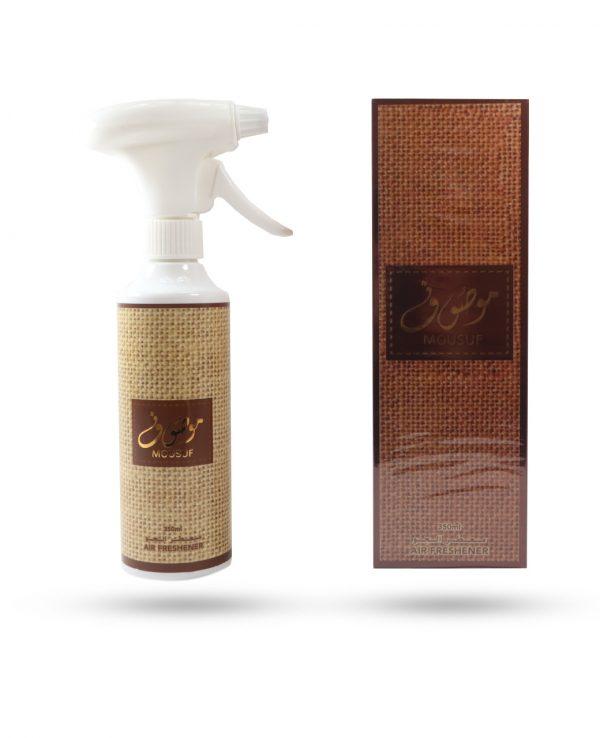 Mousuf air freshener by ard al zaafaran for home for room arabic home spray