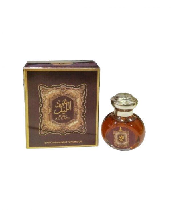 Oud Al Layal Perfume Oil 15ml By My Perfumes for women for men arabic perfume perfume spray perfume bottle