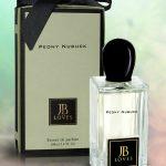 JB Loves Fragrances Peony Nubuck Perfume 100ml By My Perfumes for women for men arabic perfume perfume spray perfume bottle