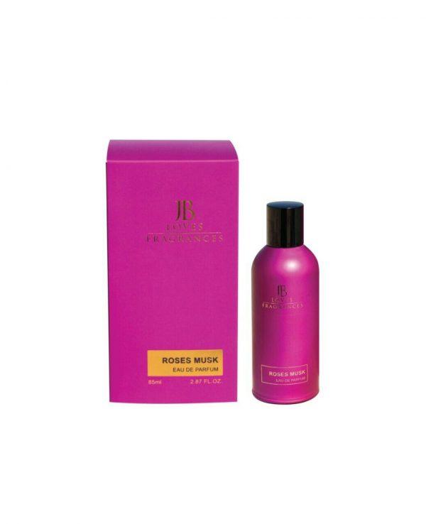Jb loves fragrances arabic perfume roses musk by my perfumes for women for men perfume bottle spray