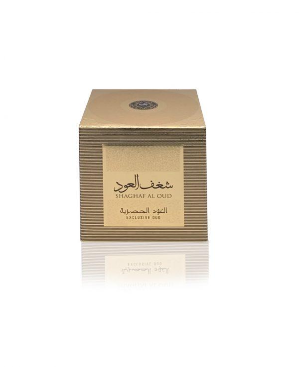 shaghaf Al Oud 40g Ard Al Zaafaran Bakhoor Oud Incense bakhour Arabian Oud Oudh Home Fragrance 2