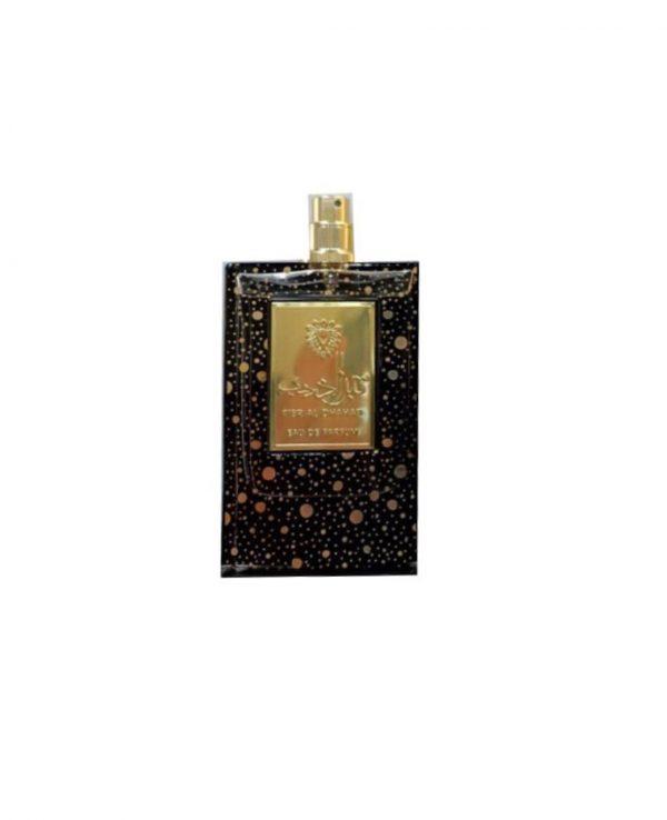 Tibr Al Dhahab 100ml by Ard Al Zaafaran Arabic Arabian Woody Amber Incense Floral Oriental Scent Unisex Women Men