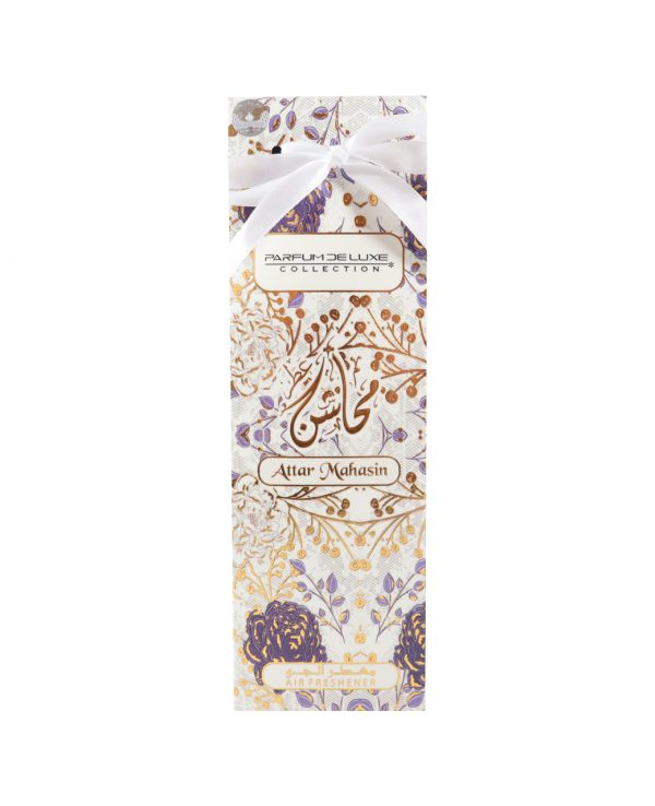 Attar Mahasin 320ml air freshener by my perfumes for home for room arabic home spray