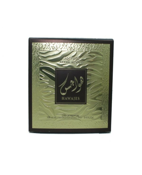 Hawajies Attar Al Oud 100ml by Suroori for women for men arabic perfume perfume spray perfume bottle