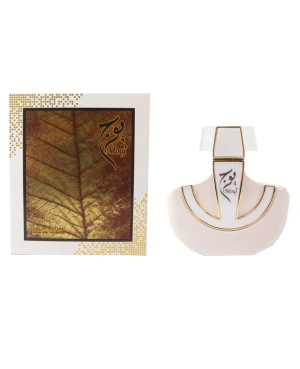 Mouj Perfume 100ml By Asdaaf for women for men arabic arabian perfume perfume spray perfume bottle