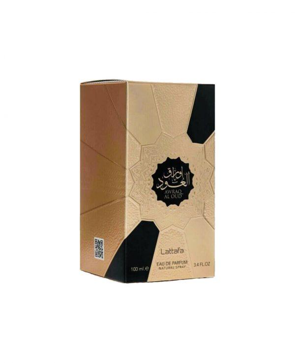 Awraq Al Oud 100ml By Lattafa for women for men arabic perfume perfume spray perfume bottle arabian perfume in uk