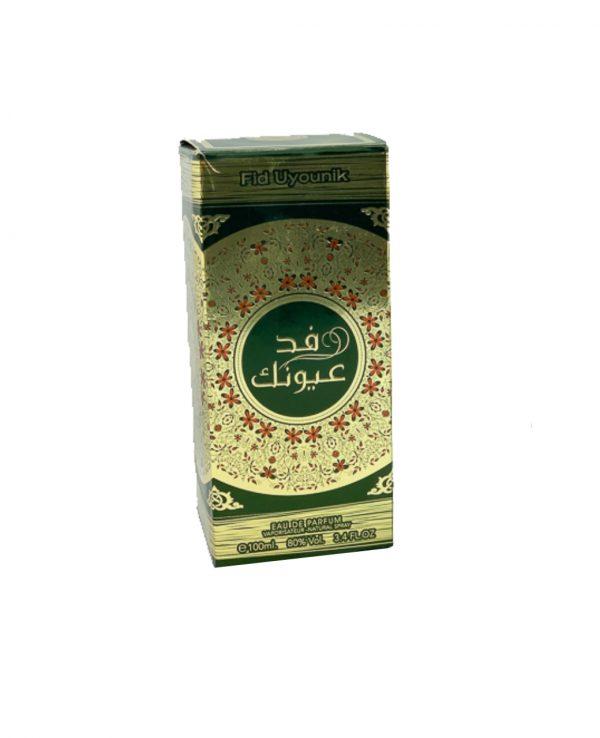Fid Uyounik Perfume 100ml by Ard Al Zaafaran for women for men arabic arabian perfume perfume spray perfume bottle