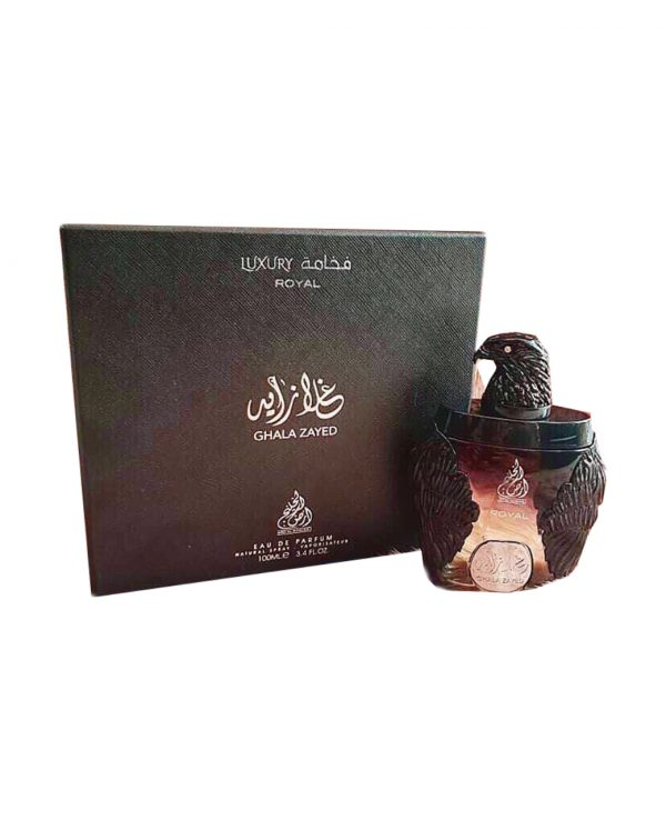 Ghala Zayed royal Perfume 100ML Ard Al Khaleej By My Perfumes for women for men arabic perfume perfume spray perfume bottle