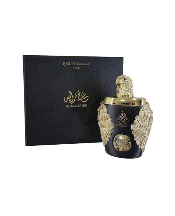 Ghala Zayed Gold Perfume 100ML Ard Al Khaleej By My Perfumes for women for men arabic perfume perfume spray perfume bottle