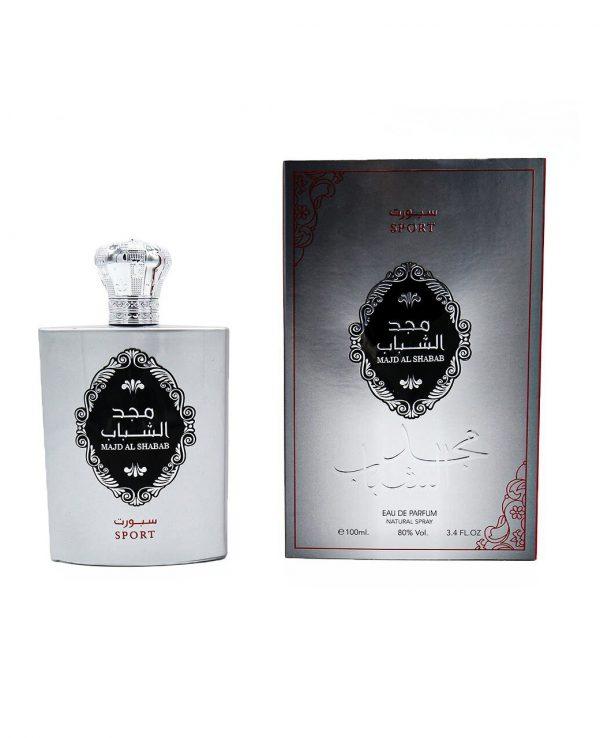 Majd Al Shabab Perfume 100ml by Ard Al Zaafaran for women for men arabic perfume perfume spray perfume bottle