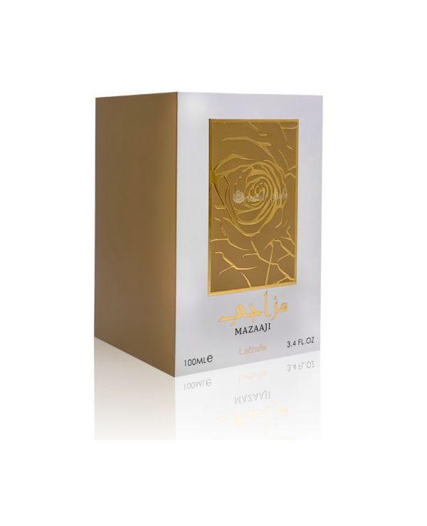 Mazaaji 100ml By Lattafa for women for men arabic perfume perfume spray perfume bottle arabian perfume in uk