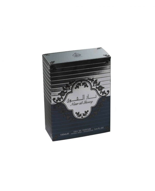 Naar Al Showq Perfume 100ml By Asdaaf for women for men arabic perfume perfume spray perfume bottle