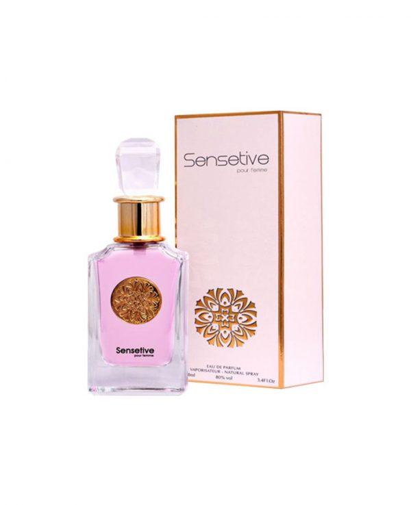 Sensetive Pour Femme 100ml Perfume by My Perfumes for women for men arabic arabian perfume perfume spray perfume bottle