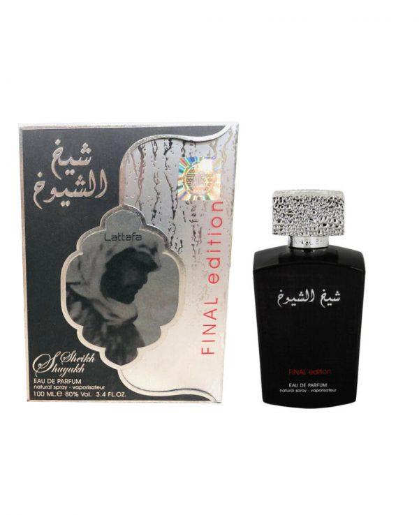 Sheikh Shuyukh 100ml By Lattafa for women for men arabic perfume perfume spray perfume bottle