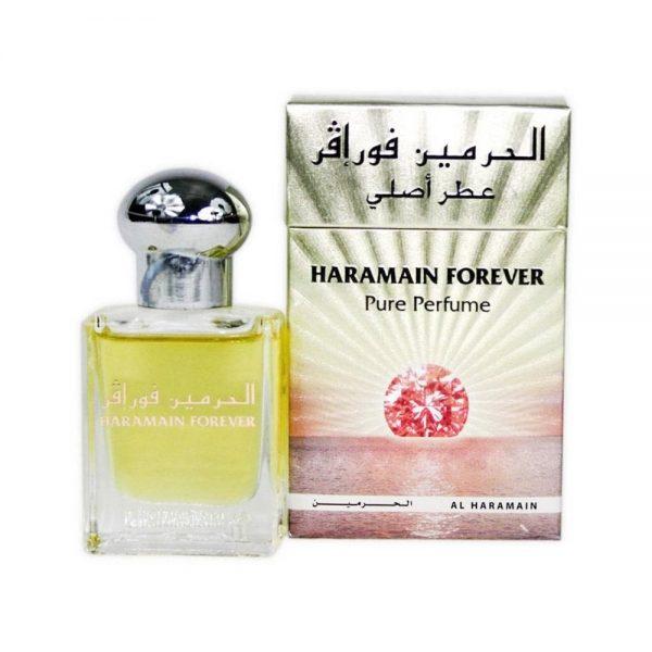 Forever perfume attar oil by Haramain unisex perfume arabian fragrance perfume for women