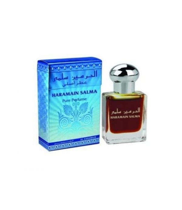 salma perfume attar oil by Haramain unisex perfume arabian fragrance perfume for women