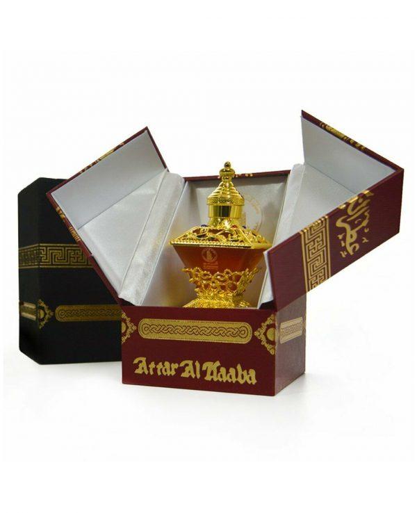 Attar al kaaba perfume oil by al haramain Arabic Arabian perfume Fragrance for women perfume best arabian perfume in the uk