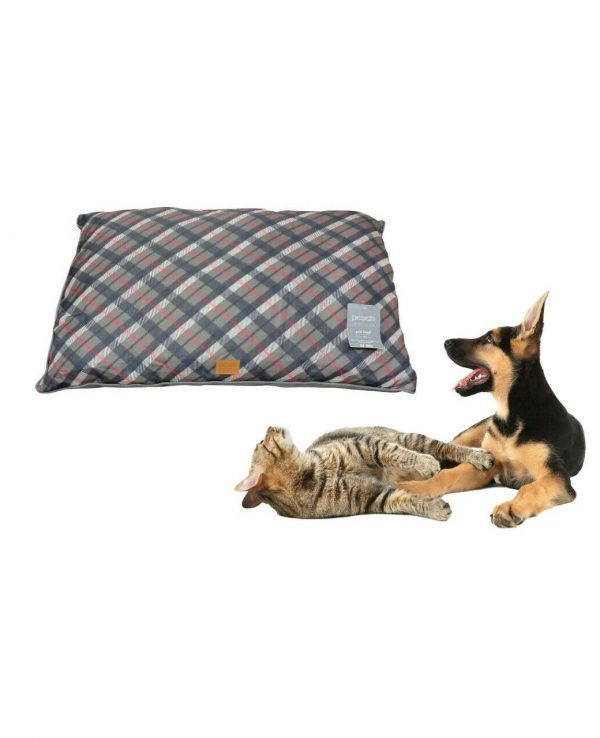 Pet bed Soft padded cushion for dogs for cats