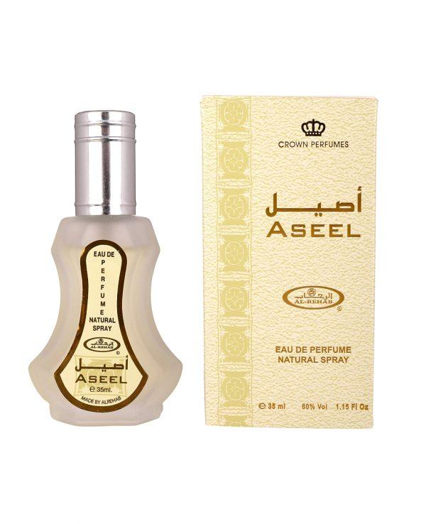 aseel perfume spray by al rehab for women Arabic Arabian fragrance women perfume best arabian perfume in uk