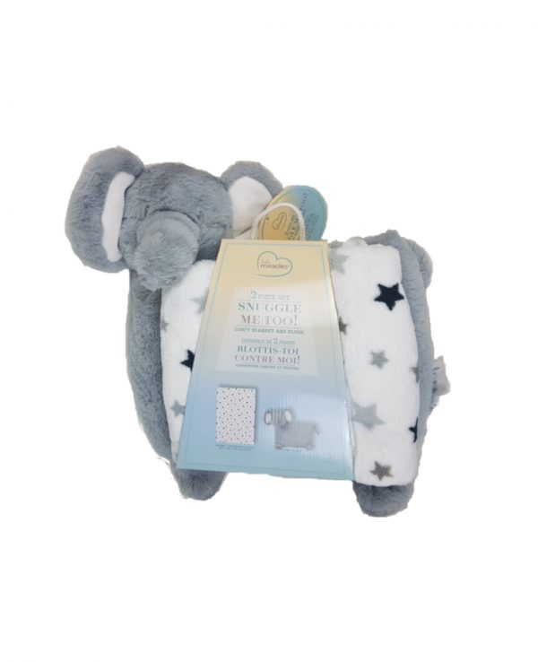 elephant toy blanket for babies warm soft bed blanket for baby for boy for girl