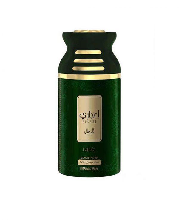 Lattafa Ejaazi 250ml perfume deodorant deo spray- arabian oud body spray