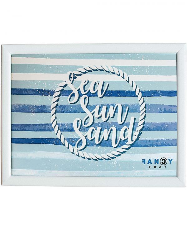 e&a sea sun sand lap tray 1