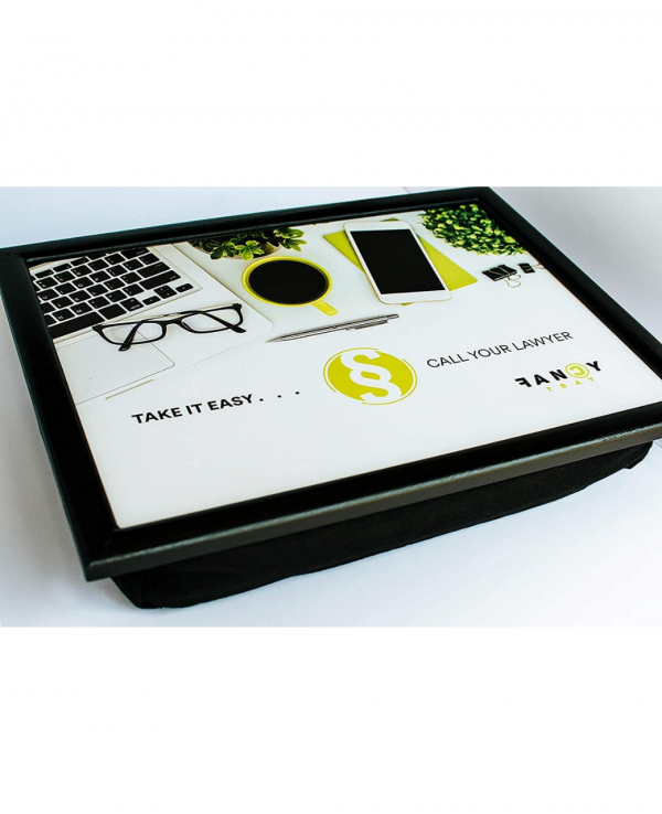 e&a take it easy & call your lawyer lap tray 2